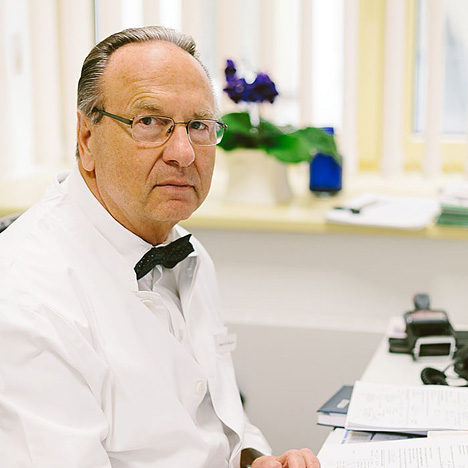 Dozent Dr. med. habil. Guntram Neumann